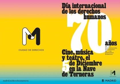El Ayuntamiento ofrece cine, teatro y música para celebrar el Día Internacional de los Derechos Humanos