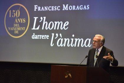 La Caixa rinde tributo a Francesc Moragas en el 150 aniversario de su nacimiento