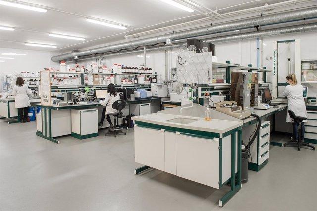 Laboratorio de Andaltec