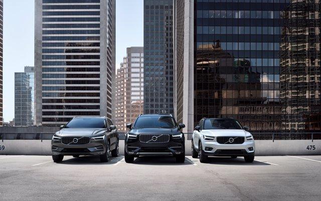 Volvo Cars aumenta un 8,3% sus ventas mundiales en noviembre, hasta 56.034 unidades