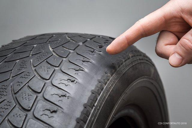 Recurso de neumático