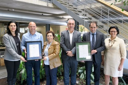 Titsa revalida el certificado de calidad y medio ambiente de Aenor