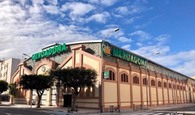 Mercadona, en Melilla