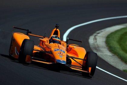Alonso competirá con motor Chevrolet en las 500 Millas de Indianápolis