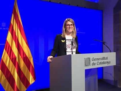 """La Generalitat ve """"provocación"""" en que la reunión del Consejo de Ministros sea el 21-D"""