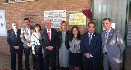 El centro Constitución 1978 de Málaga conmemora 40 años de la Carta Magna