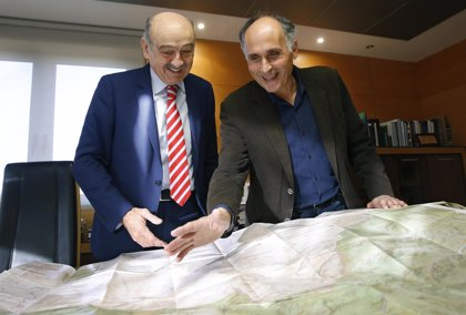 Mazón anuncia la mejora de los accesos a Rozas, San Pedro y Cañedo en Soba