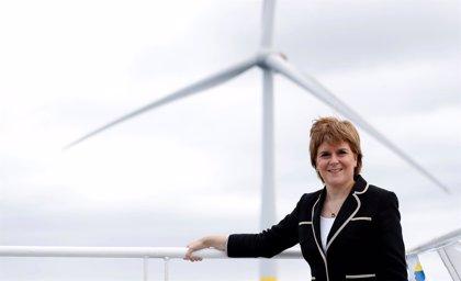 La ministra principal de Escocia dice que el referéndum es la vía adecuada para lograr la independencia
