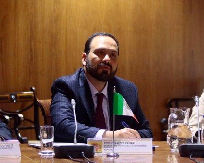 Eriko Flores Pérez, el mexicano que ha ligado su vida profesional a reducir la pobreza en su país