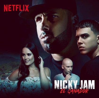 Nicky Jam relata su vida en Netflix en el documental El Ganador