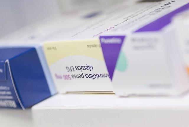 Farmacia, farmacias, medicamento, medicamentos, medicina, medicinas, Amoxicilina
