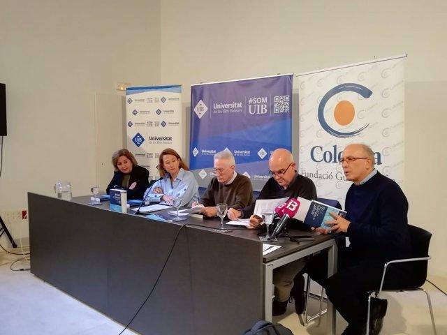 Presentación del XV Anuario de la Educación de Baleares 2018