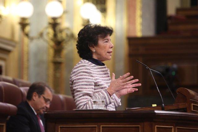 Sesión de control al Gobierno en el Congreso