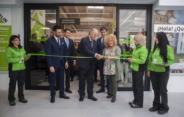 Leroy merlin inaugura su nueva tienda en aranjuez for Leroy merlin madrid catalogo