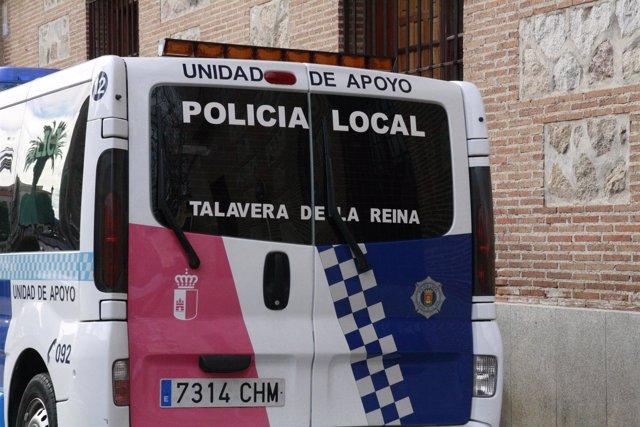 Policía Local, Furgón