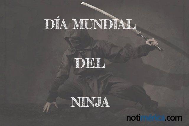 Día Mundial del Ninja