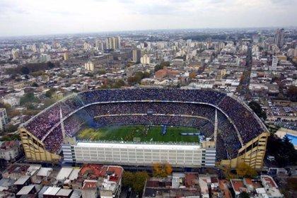 Evacuan La Bombonera por una amenaza de bomba en las horas previas a la marcha de Boca Juniors a Madrid