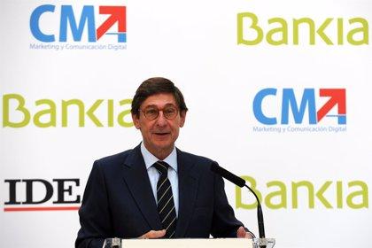 Bankia reorganiza el negocio de seguros por la integración de BMN tras acuerdos con Mapfre y Caser