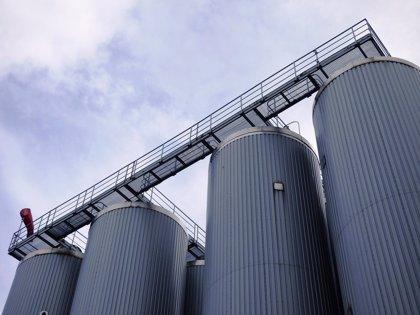 La producción industrial en la Región cae un 10,6% en octubre
