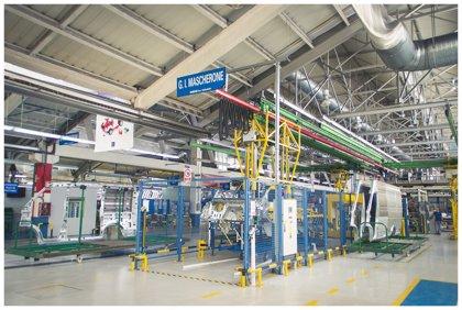 Sube un 5,9% la producción industrial en octubre