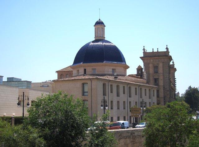 Vista Exterior Del Museo San Pío V De València