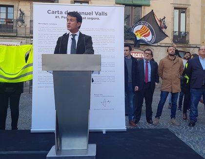 """Valls rebutja un pacte de Cs amb Vox a Andalusia: """"No pot haver-hi cap compromís amb l'extrema dreta"""""""