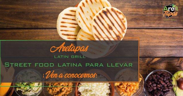 Aretapas, primer bar de tapas latinas en Madrid