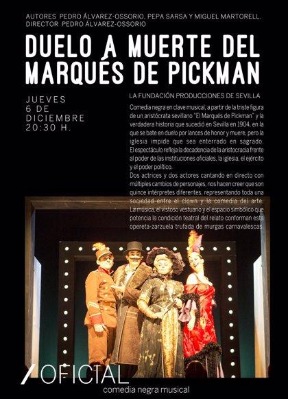 Este jueves se retoman las representaciones del Certamen de Teatro 'Garnacha de Rioja'
