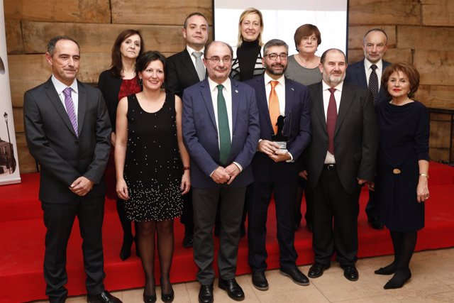 Entrega de los premios a la Responsabilidad Social Empresarial de Pedrola