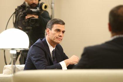 Sánchez anuncia que portarà al gener el projecte de Pressupostos del 2019 al Congrés
