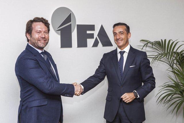 Acuerdo entre Nissan y el Grupo IFA