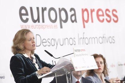 Calviño preveu aprovar el 14 de desembre els primers passos de creació de l'Autoritat Macroprudencial