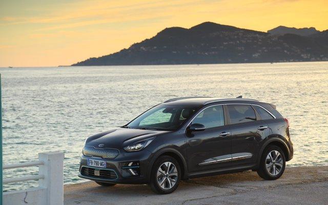 Kia lanzará en el segundo trimestre de 2019 el nuevo Niro eléctrico