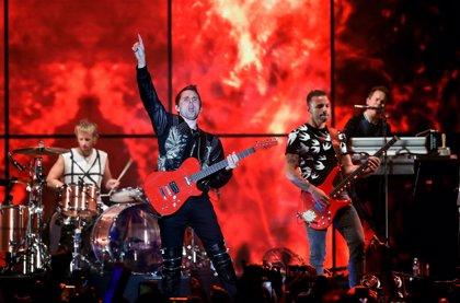Así suenan en directo las nuevas canciones de Muse (y un 'heavy medley' de 15 minutos)