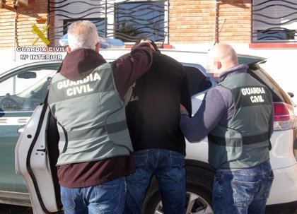 Guardia Civil detiene a dos presuntos atracadores en Mazarrón