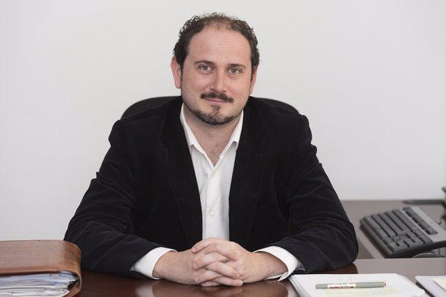 Vocal de médicos en Formación del ICOMEM, Borja Castejón