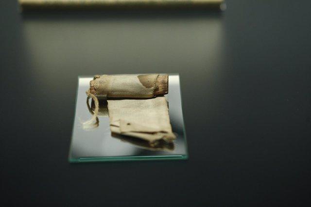 Nuevos objetos de Ana Frank en la exposición sobre Auschwitz en Madrid