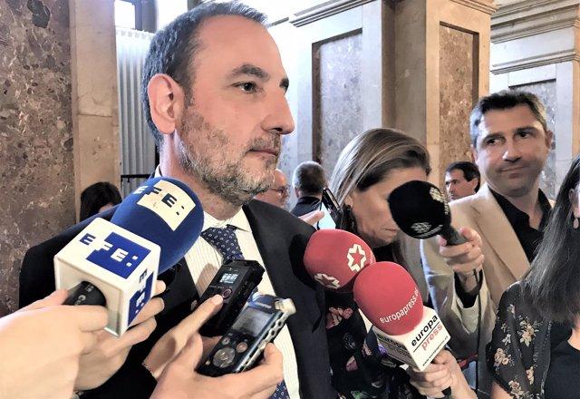 Ramon Espadaler (Units) en una imagen de archivo