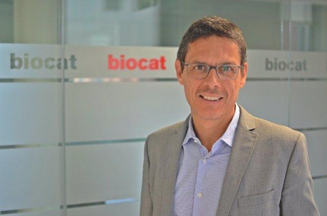 El director general de Biocat, Jordi Naval