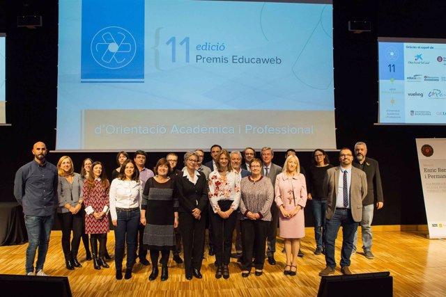 Esment Escola Professional recibe el premio Educaweb