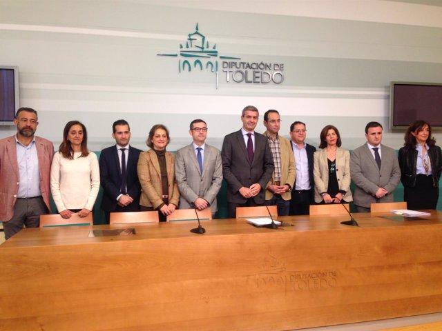 Presupuestos Diputación de Toledo en 2019