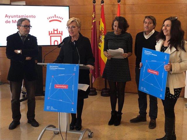 Murcia contará con cuatro puntos culturales y artísticos este fin de semana