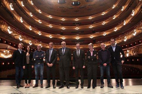 Presentació de l'òpera 'L'Italiana in Algeri'