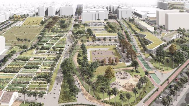 Propuesta de Metrovacesa para el nuevo PAI de Benimaclet