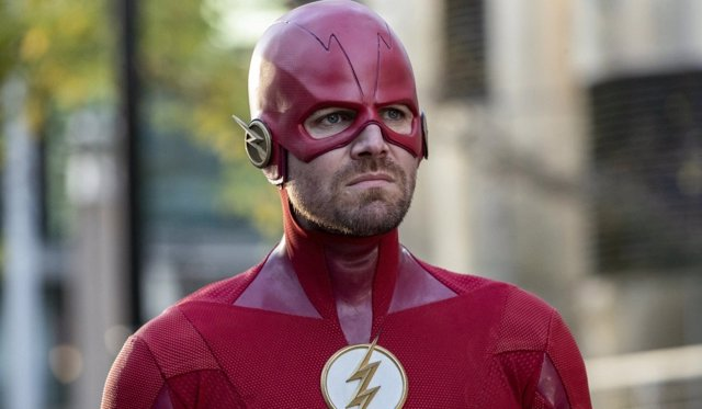 Flash es Arrow en Elseworlds