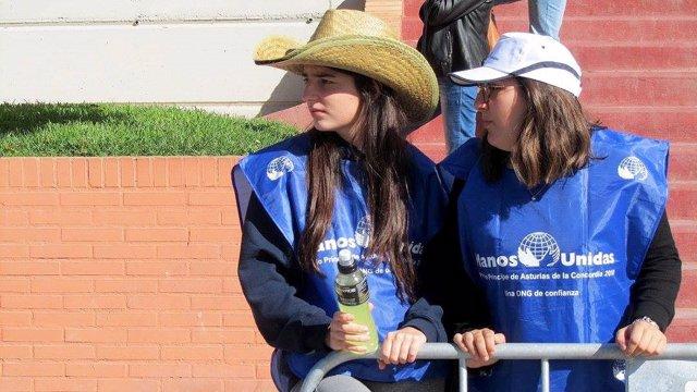 Voluntarias Manos Unidas