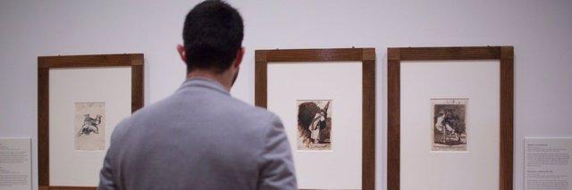 Dibujos Goya Centro Botín