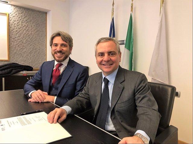 Acuerdo entre MotorK y el BEI