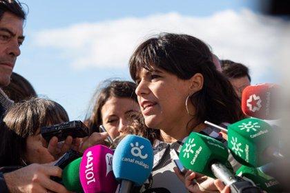 """Rodríguez ve """"infame"""" el fallo del TSJN sobre La Manada: """"Es horrible el mensaje que se lanza a las mujeres"""""""