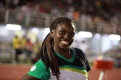 La saltadora colombiana Caterine Ibargüen se hace con el premio a mejor atleta 2018 de la IAAF